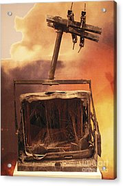 9-11 Plus 1 Hour Acrylic Print by Paul W Faust -  Impressions of Light