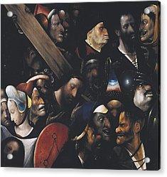 Bosch, Hieronymus Van Aeken, Called Acrylic Print by Everett