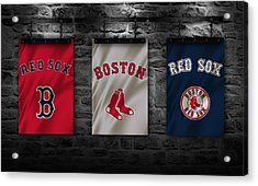 Boston Red Sox Acrylic Print