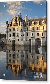 Chateau Chenonceau Acrylic Print