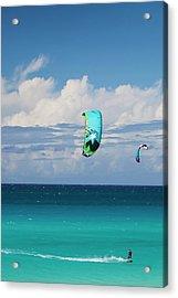 Cuba, Matanzas Province, Varadero Acrylic Print by Walter Bibikow