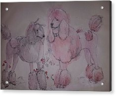 Dogs  Dogs  Dogs  Album  Acrylic Print
