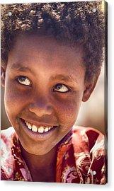 Ethiopia Acrylic Print