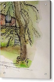 Idaho Her Tales And Trees Album Acrylic Print