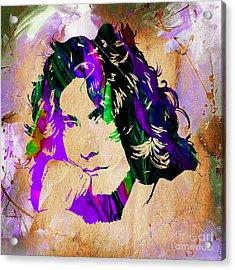 Robert Plant Collection Acrylic Print