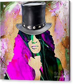 Slash Collection Acrylic Print
