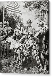 World War I (1914-1918 Acrylic Print by Prisma Archivo
