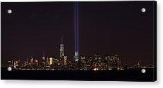 9.11.2014 Acrylic Print