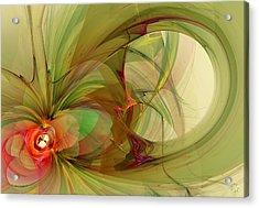 912 Acrylic Print