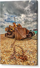 A Bad Case Of Rust Acrylic Print