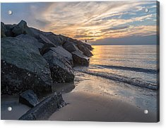 A Beautiful End Acrylic Print