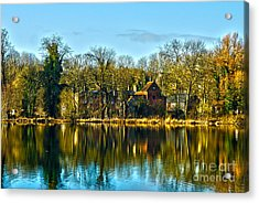 A Beautiful Place To Live Acrylic Print