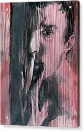 A Boy Named Silence Acrylic Print