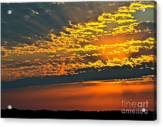 A Brand New Day Acrylic Print