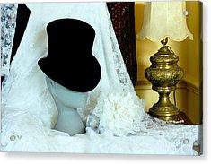 A Bridal Scene Acrylic Print