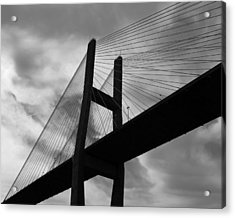 A Bridge Acrylic Print