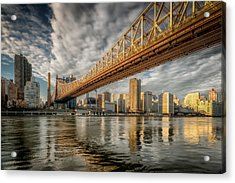 A Bridge With Three Names Acrylic Print