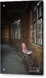 A Broken Serenade Acrylic Print by Evelina Kremsdorf