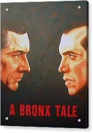 A Bronx Tale Acrylic Print