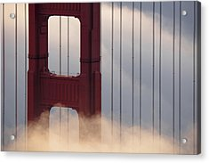 A Closer View Acrylic Print by Dustin  LeFevre