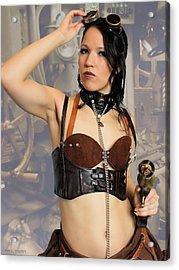 A Dangerous Woman Acrylic Print