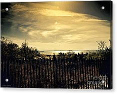 A Day Comes To An End Acrylic Print