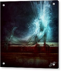 A Dying Wish Acrylic Print by Mario Sanchez Nevado