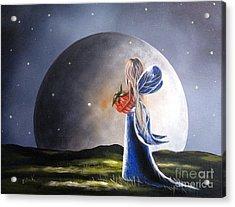 A Fairy Tale By Shawna Erback Acrylic Print by Shawna Erback