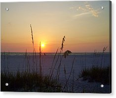 A Florida Sunset Acrylic Print