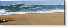 A-frame Panorama Acrylic Print