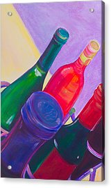 A Full Rack Acrylic Print by Debi Starr