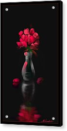 A Gift For Her Acrylic Print by Steven Lebron Langston