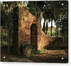 A Glimpse Into Yesteryear  Acrylic Print