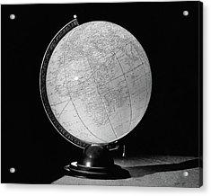 A Globe Lamp Acrylic Print
