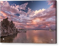 A Grand Scale Acrylic Print by Jon Glaser