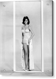 A House Is Not A Home, Raquel Welch Acrylic Print by Everett