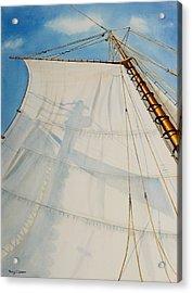 A. J. Meerwald Clear Day Acrylic Print