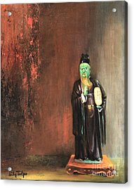 A Judge Of Hell  Acrylic Print