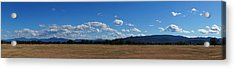 A June Panorama In Southern Oregon Acrylic Print