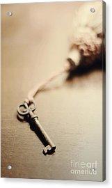 A Key... Acrylic Print