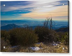 A Late Winter's Afternoon Acrylic Print
