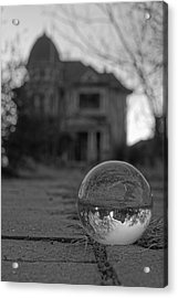A Little Different Perspective Acrylic Print by Jonathan Davison