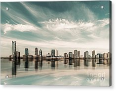 a look to New Jersey  Acrylic Print