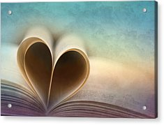 A Love Story Acrylic Print