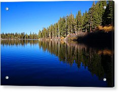 A Mammoth Lake Acrylic Print