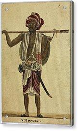 A Meyauna Acrylic Print by British Library