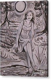 A Midsummer Night's Dream Play Acrylic Print
