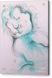 A Moment Acrylic Print
