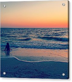 Acrylic Print featuring the photograph A Moment To Remember by Melanie Moraga