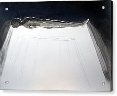 A Momentary Lapse Of Reason Acrylic Print by Lazaro Hurtado